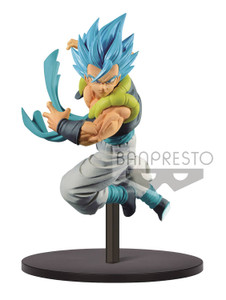 Dragon Ball Super Chosenshi Retsuden Figure - SSGSS Gogeta