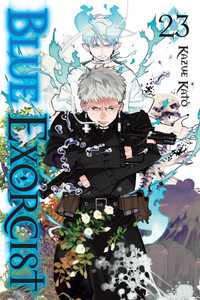 Blue Exorcist Graphic Novel Vol. 23