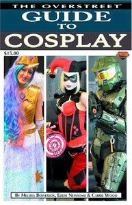 Overstreet Guide To Cosplay Cover A (HC)