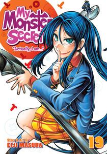 "My Monster Secret ""Actually I Am"" Graphic Novel 19"
