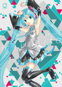 Mikulife: KEI's Hatsune Miku Illustration Works Art Book