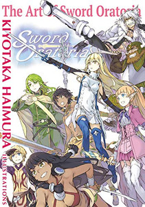 The Art of Sword Oratoria Artbook