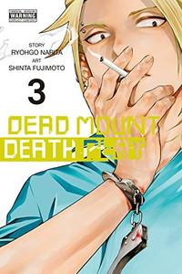 Dead Mount Death Play Graphic Novel 03
