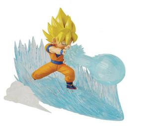 Dragon Ball Super Final Blast Figure - Super Saiyan Goku
