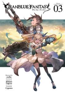 Granblue Fantasy Graphic Novel 03