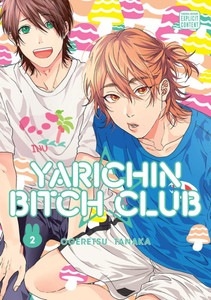 Yarichin Bitch Club Graphic Novel Vol. 2
