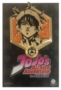 JoJo's Bizarre Adventure Enamel Pin - Narancia