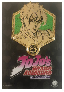 JoJo's Bizarre Adventure Enamel Pin - Golden Fugo