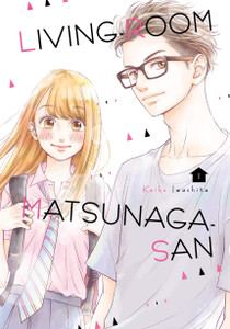 Living-Room Matsunaga-San Graphic Novel 01
