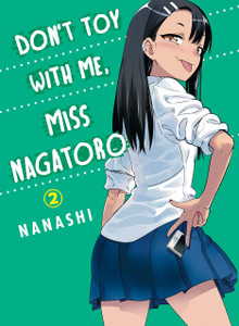 Don't Toy With Me, Miss Nagatoro Graphic Novel 02