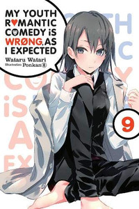My Youth Romantic Comedy Is Wrong, As I Expected Novel 09