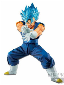 Dragon Ball Super Final Kamehameha V4 Figure - SSGSS Vegito