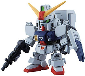 Gundam SDCS #11 Ground Gundam 08th MS Team