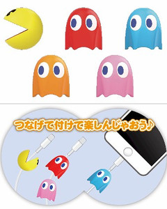 Pac-Man Cable Mascots (Blind Box)