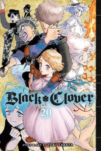 Black Clover Graphic Novel 20
