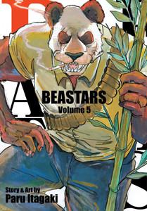 BEASTARS Graphic Novel Vol. 05