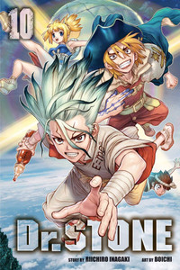 Dr. STONE Graphic Novel Vol. 10