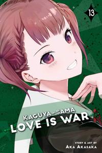 Kaguya-Sama Love Is War Graphic Novel 13