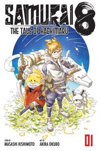 Samurai 8: The Tale of Hachimar Graphic Novel Vol. 01