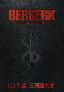 Berserk Deluxe Volume 04 (HC)
