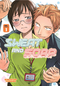 Sweat and Soap Graphic Novel 01