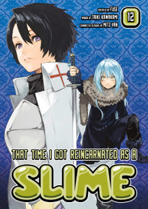 That Time I Got Reincarnated as a Slime Graphic Novel 12