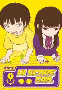 Hi Score Girl Graphic Novel 01