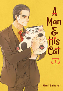 A Man and His Cat Graphic Novel 01