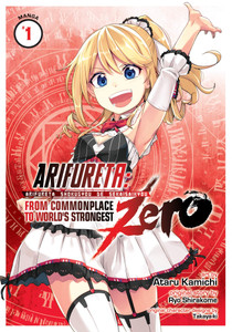 Arifureta: From Commonplace to World's Strongest Zero 01