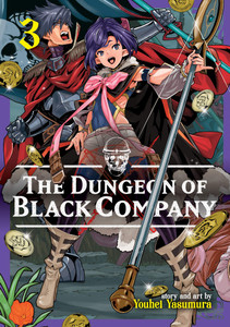 The Dungeon Of Black Company Graphic Novel Vol.03