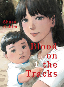 Blood on the Tracks Graphic Novel 01