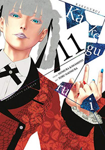 Kakegurui - Compulsive Gambler - Graphic Novel Vol. 11