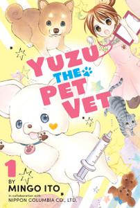 Yuzu The Pet Vet Graphic Novel 01