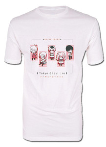 Tokyo Ghoul: re T-Shirt - SD Group
