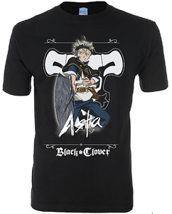 Black Clover T-Shirt - Asta