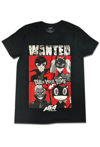 Persona 5 T-Shirt - Group