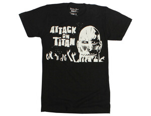 Attack On Titan T-Shirt Angular Artistic Titan