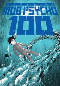 Mob Psycho 100 Manga Vol. 04