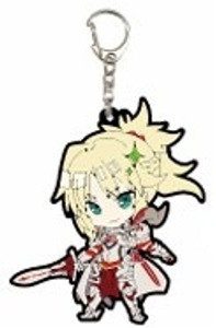 Fate/Grand Order Keychain 01 SD Saber/Mordred