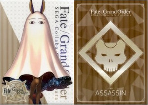 Fate/Grand Order File Folder 04 Assassin