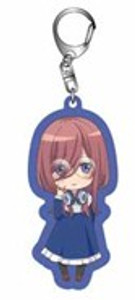 Quintessential Quintuplets Keychain 03