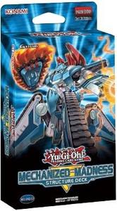 Yu-Gi-Oh Structure Deck - Mechanized Madness