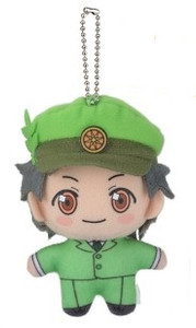 Cells at Work! Plush Doll - Dendritic Cell