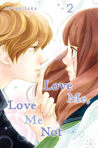 Love Me, Love Me Not Graphic Novel Vol. 02
