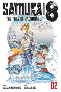 Samurai 8: The Tale of Hachimar Graphic Novel Vol. 02