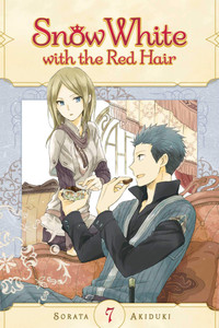 Snow White with the Red Hair Graphic Novel 07