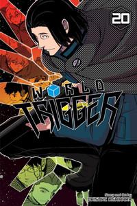 World Trigger Graphic Novel 20