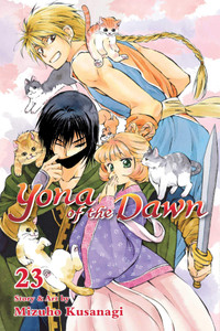 Yona of the Dawn Graphic Novel 23