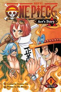 One Piece Novel Ace's Story 01