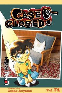 Case Closed Graphic Novel Vol. 74